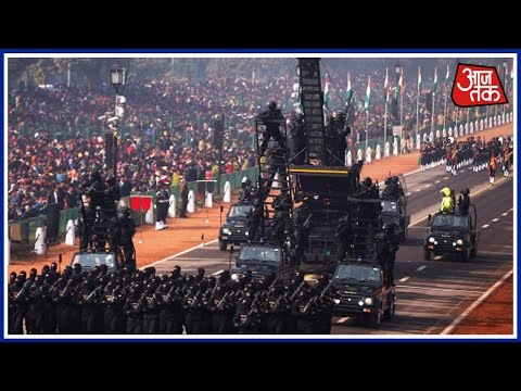 Republic Day parade: India to displays military might, cultural diversity