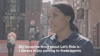 Shanaze Reade on cycling in the West Midlands