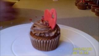 Valentines Cupcakes, Cute!