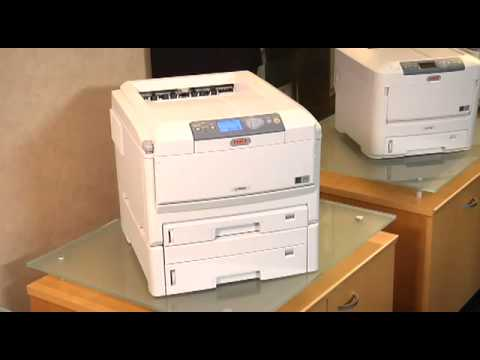 45e803de7 OKI C830 Series - Manufacturer Overview - DISCONTINUED - YouTube
