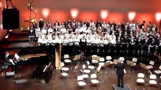 Helmholtz-Weihnachtskonzert 2011 Christmas-Rhapsody vol. 9.MOV