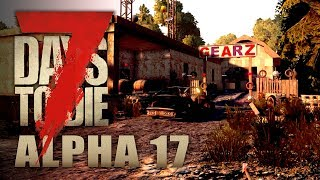 7 Days to Die #014 | Eine neue Heimat | Alpha 17 Gameplay German Deutsch thumbnail