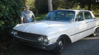 Driving a 1961 Ford Galaxie 390 Stick - ROAD TEST