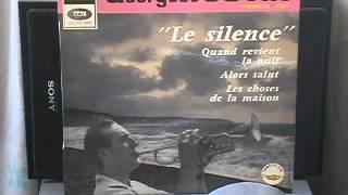 Georges Jouvin  Les choses de la maison  06/1965