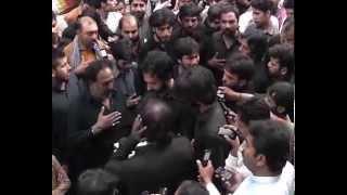 Abid Nasir new Noha matamdari  2015 kainat de mohsina bibi koun