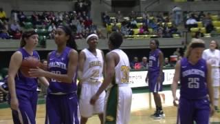 Tech Women's Basketball vs. Ouachita Baptist Highlights 2/11/16