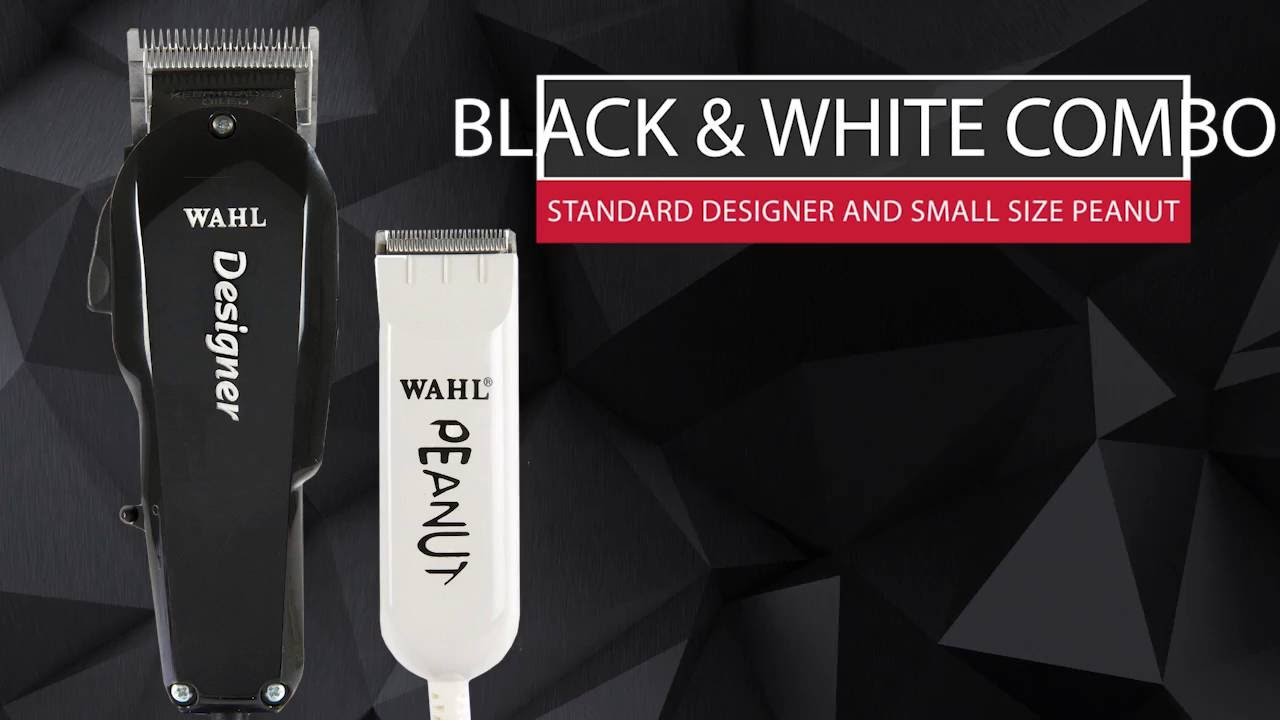 503f44688 Wahl Professional All Star Clipper and Trimmer Combo - YouTube