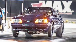 Driver Mod CHAMP! 8 second MANUAL Foxbody
