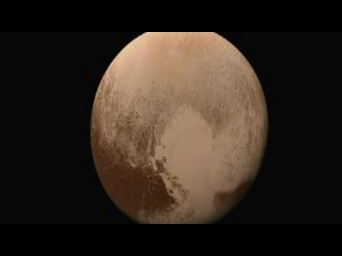 NASA releases video with never-before seen images of Pluto