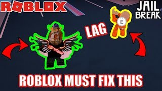 ROBLOX NEEDS TO FIX THIS... | Roblox Jailbreak
