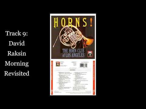 Track 9 From Horns! David Raksin Morning Revisited