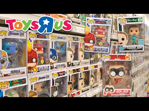 Toys R Us Funko Pop Hunting | They Have Everything!!