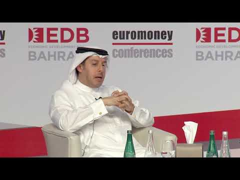 GCC Financial Forum 2018: Khalid Al Rumaihi, Chief Executive, Bahrain Economic Development Board