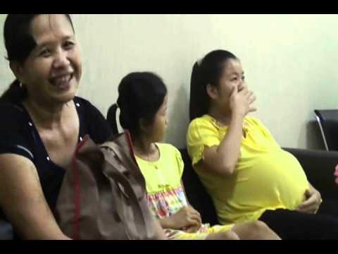 bà bầu tái khám 36 tuần rưỡi 2 5 2011