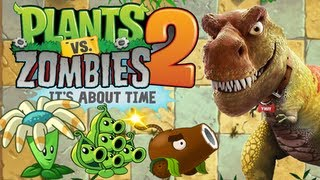 Plants vs. Zombies 2 - Jurassic Plant! thumbnail