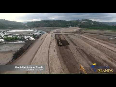 Lombok Mandalika Updates - August 2017 - INVEST ISLANDS