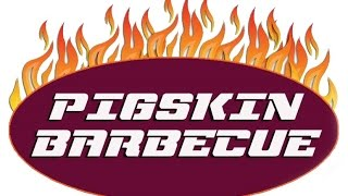Welcome To Pigskin Barbeque