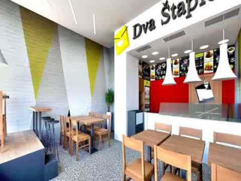 Fast Food Restaurant Interior Design Ideas Mini Concept