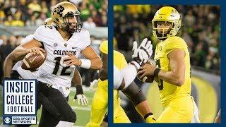 Colorado at #13 Oregon Recap | Inside College Football