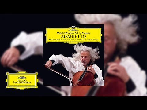 J.S. Bach: Concerto in D Minor, BWV 974, 2. Adagio (Arr. for Cello and Piano by Mischa ...