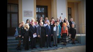 Marijampolės TV žinių reportažas apie 100-mečio konferenciją