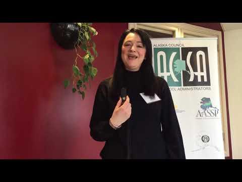 Mary McMahon - Principal of Colony Middle School