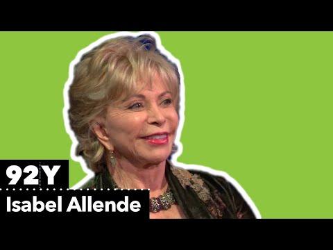 Isabel Allende Met Her Husband Through The Radio
