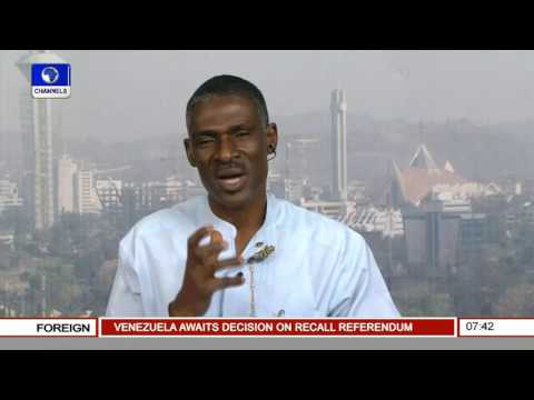 All Good People Of Niger Delta Endorse Ogoni Cleanup - Charles Ambaiowei Pt 1
