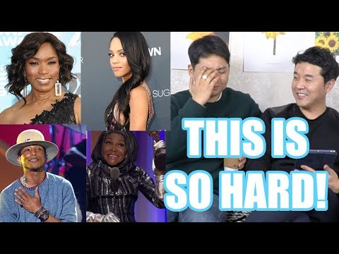 Koreans Guess the Age of Black People from YouTube · Duration:  5 minutes 43 seconds