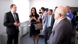 Открытие в Промпарке «Северный» производства ветеринарных препаратов ООО