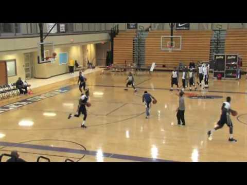 Shooting Drill From Joe Abunassar! - Basketball 2017 #3