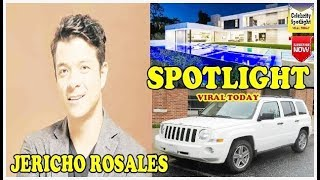 JERICHO ROSALES - 2019 Detailed Lifestyle, Girlfriend, Networth, House, Car, Age, Bio, Halik Cast