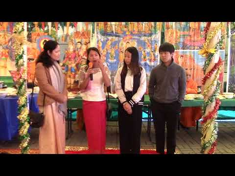 Stanford Khmer Association at the New Oakland Temple on January 14, 2018