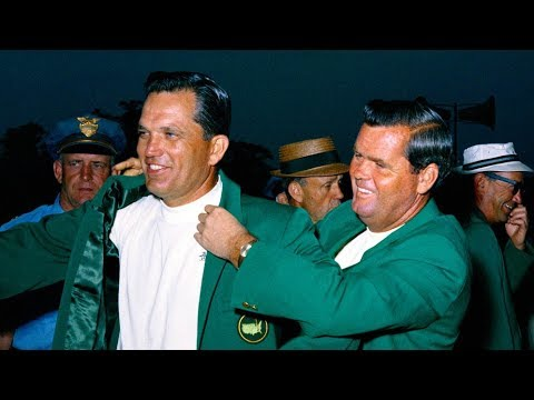 1968 Masters Tournament Final Round Broadcast