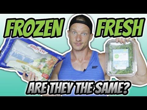 Canned vs Frozen vs Fresh Fruits and Vegetables (TASTE, COST, NUTRITION)   LiveLeanTV
