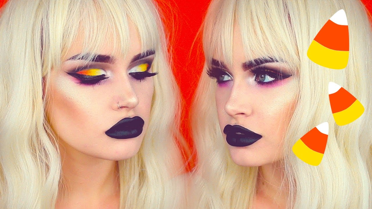 Corn candy makeup tutorial