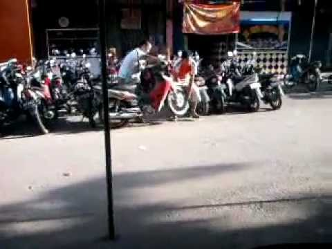 maling motor Travel Video