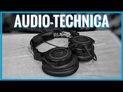 Mind Blown! - Audio-Technica ATH-G1 Gaming Headset Full Review