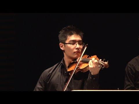 Weill: Konzert für Violine und Blasorchester op.12 - Tony Zhai