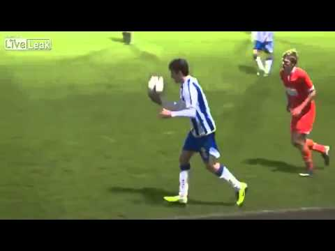 Cool Soccer Trick - YouTube