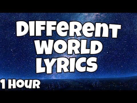 Different World  - Alan Walker Ft. Sofia Carson, K-391 & CORSAK 【1 HOUR Loop】♪♪ (Lyrics)