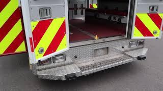 Used Ambulance for Sale - 2014 E450 6.8L V10 Gas