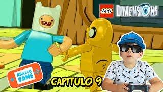 Lego Dimensions GamePlay en Español Hora de Aventuras en Abrelo Game