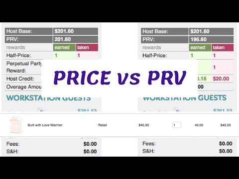 Scentsy PRV And Price - What Is The Difference?