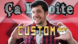 CUSTOM ! UNBOXING FUNKO POP