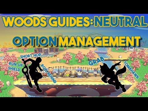 WOOD's Smash 4 Guides - Neutral: Option Management
