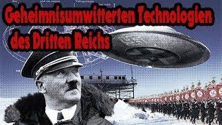 UFO - Geheimnisumwitterten, fortgeschrittenen Technologien des Dritten Reichs  doku 2018
