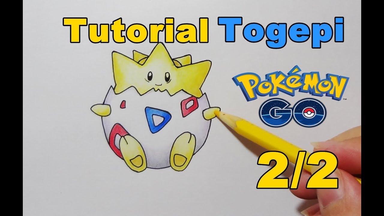 Como Desenhar Togepi Pokemon 2 2 How To Draw Togepi Youtube