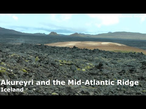 WHAT TO SEE IN Akureyri and the Mid-Atlantic Ridge, Iceland