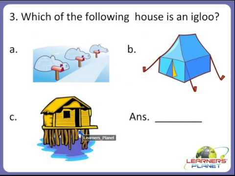 Class 3 Online Science Housing And Clothing Quiz Session Youtube